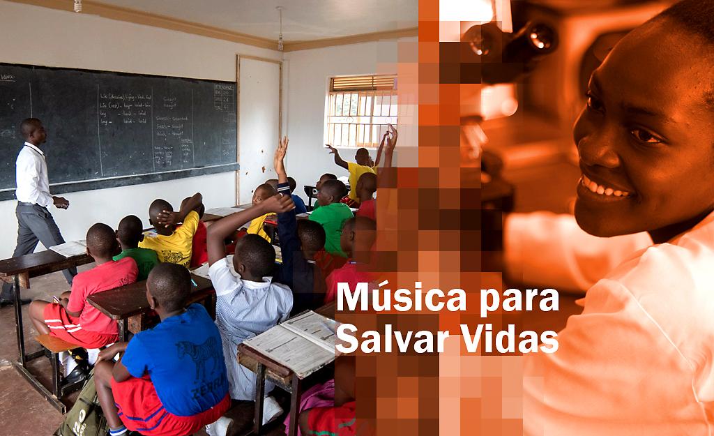 Música para salvar vidas