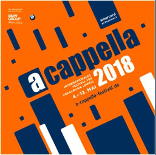 Aba Taano Will compete in May in the prestigious Leipzig a Cappella Contest 2018