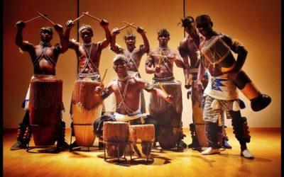 Ruanda drums and Ugandan Sticks again in Spain.