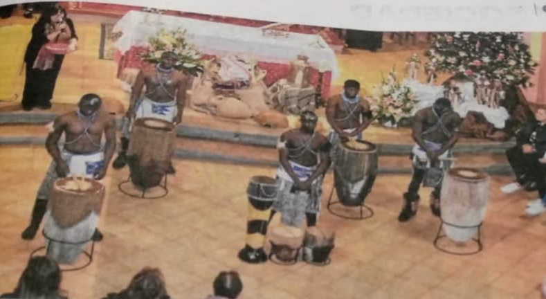 Drums to save lifes in Africa