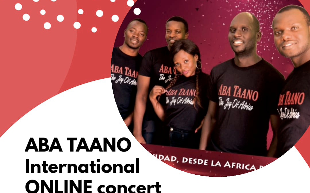 Aba Taano – International ONLINE concert