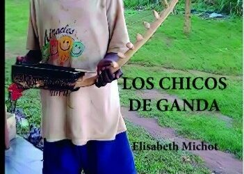 """Cuadernillo a la venta """"Los Chicos de Ganda"""""""